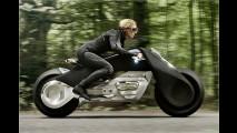 Das Motorrad von übermorgen