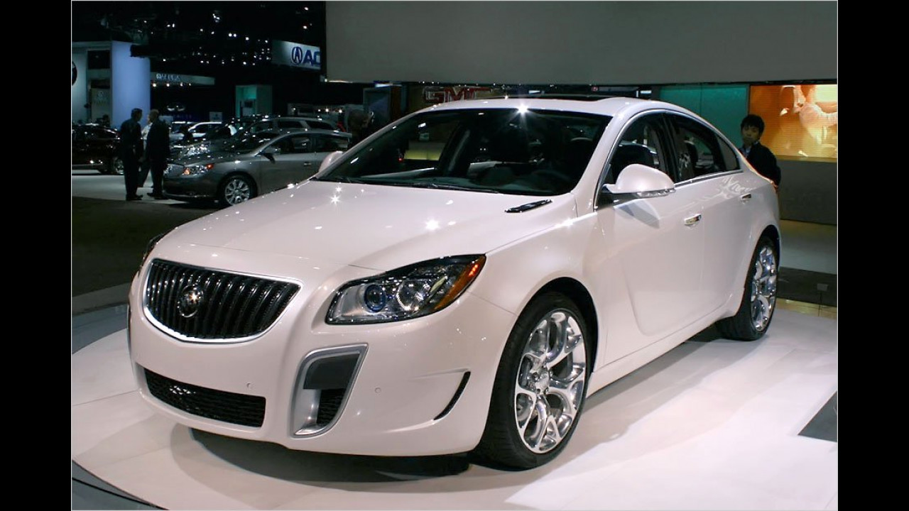 Buick Regal GS