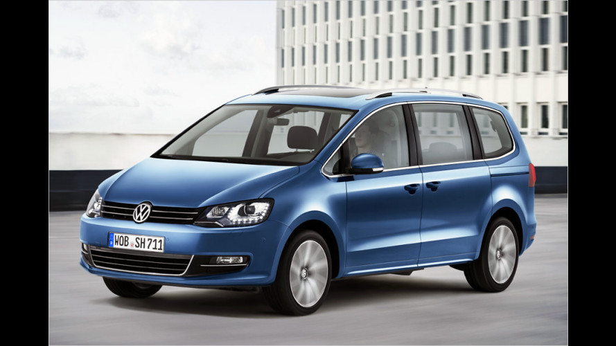 Neue Motoren für den VW-Van