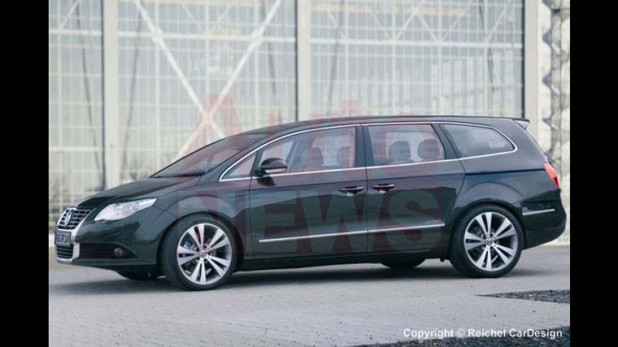 DaimlerChrysler und VW bauen gemeinsamen Van