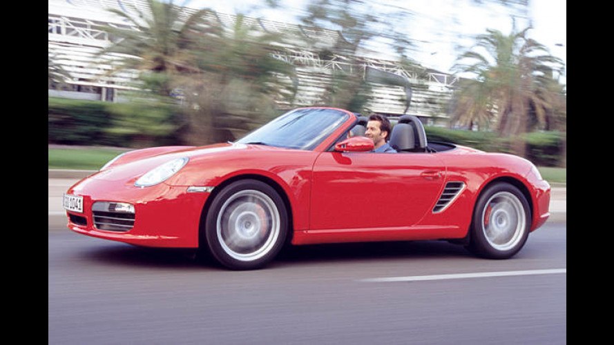 Porsche: Boxster-, Cayman- und 911er-Preise ziehen an