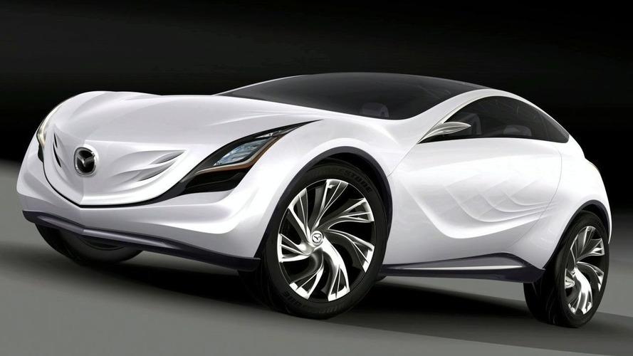 Mazda Kazamai Concept Revealed