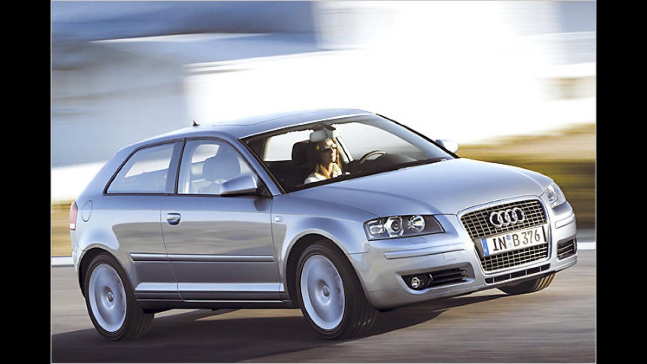 Audi A3 2.0 TDI 103 kW Attraction quattro DPF