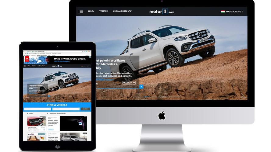 A Motor1.com megérkezett Magyarországra!