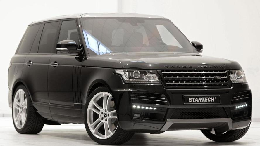 2013 Range Rover by Startech debuts at Geneva Motor Show [video]