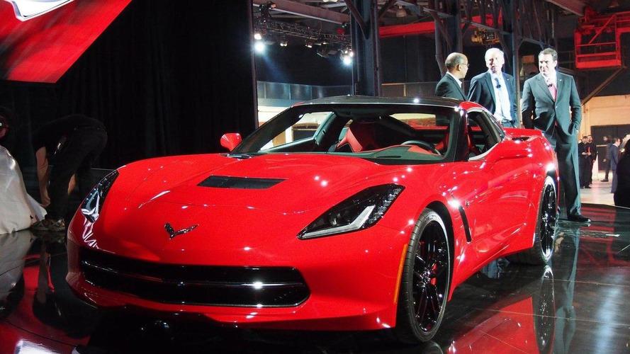 2014 Chevrolet Corvette Stingray costs 71,860 USD ?