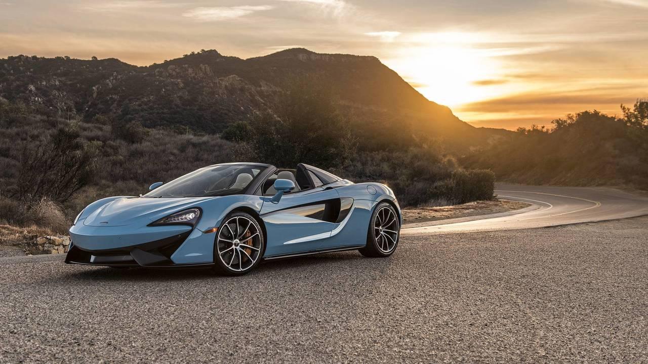 2018 McLaren 570S Spider: İnceleme
