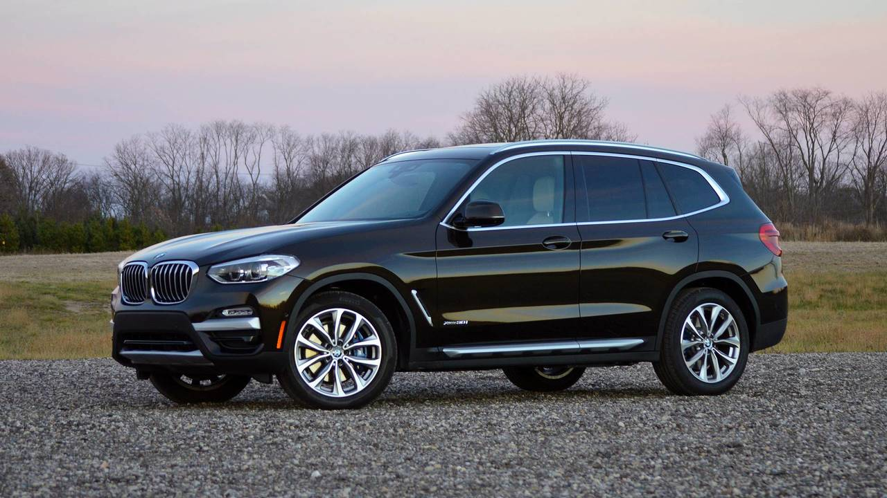 2018 Bmw X3 Review Motor1 Com Photos