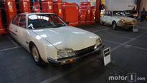 Fotos subasta clásicos Citroën Héritage