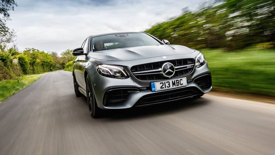 2017 Mercedes-AMG E63 S first drive: Brutal but so much fun