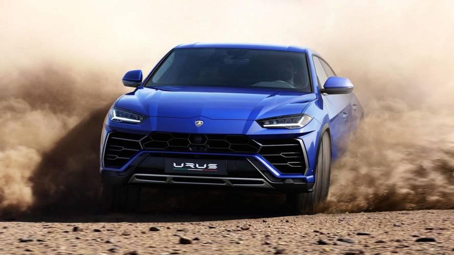 Lamborghini Urus, SUV görünümlü bir süper otomobil