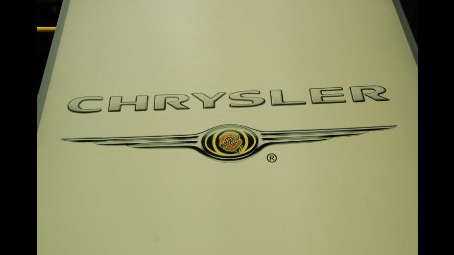 Chrysler al Motor Show 2007