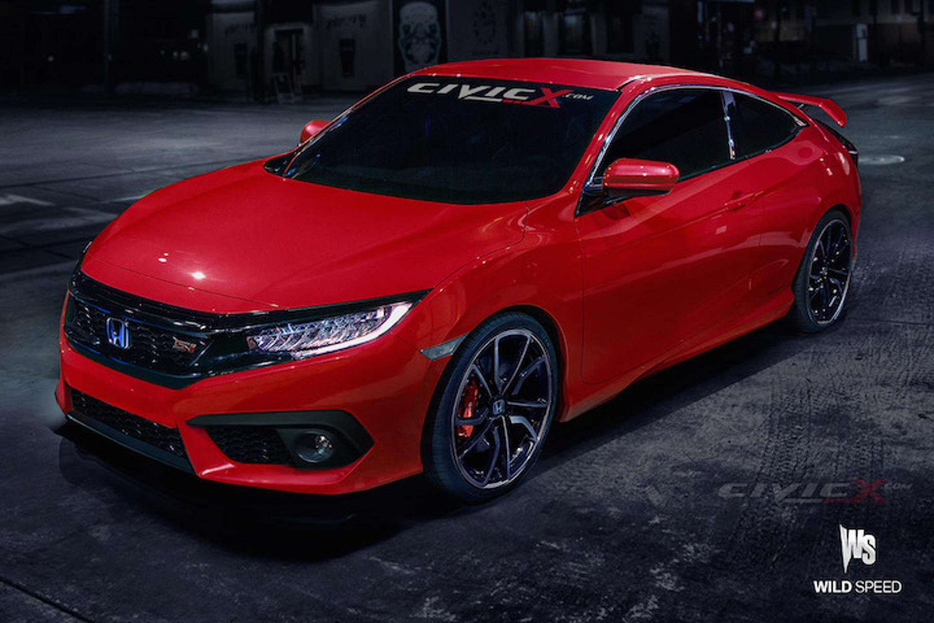 A New Honda Civic Si Won T Be Ready Until 2017 May Have 230hp