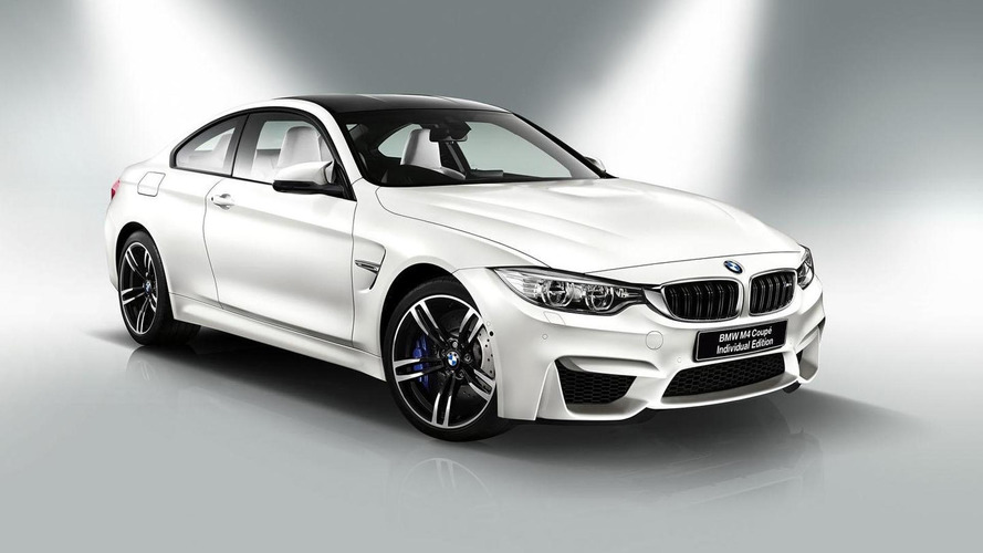 BMW M4 Coupe M Performance & Individual Editions unveiled in Japan