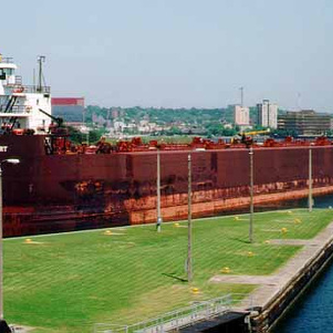 Behold the Thousand-Foot Ships of the Great Lakes