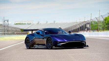 Le Mans-ban is rajthoz áll az Aston Martin Vulcan