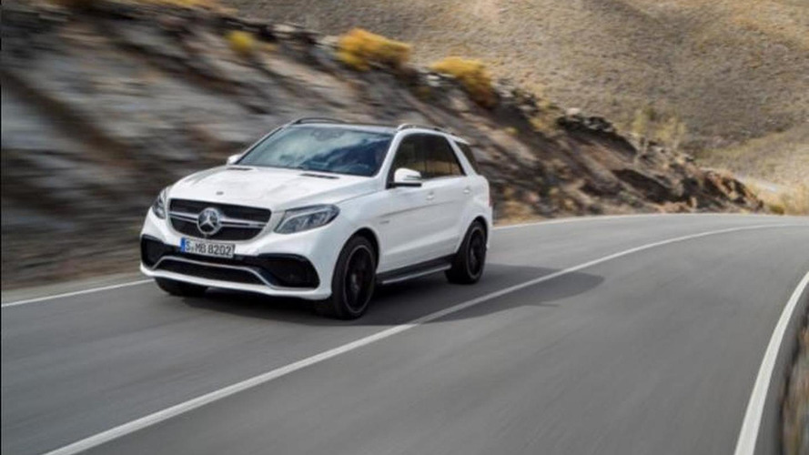 Mercedes GLE leaks out early, debuts in New York