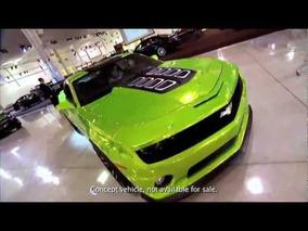 2011 Chevrolet Camaro Hot Wheels® Concept