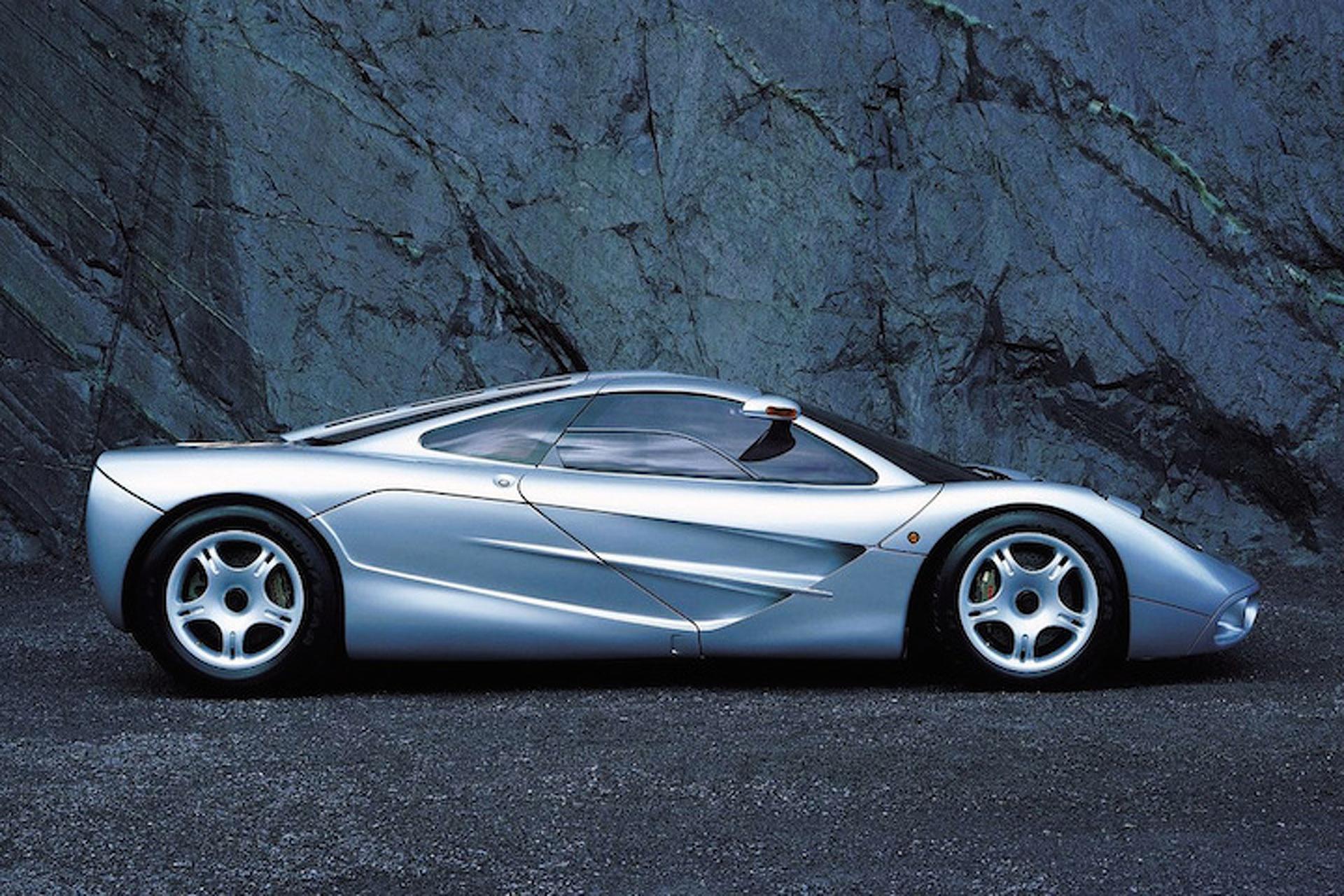 Buyer Beware: 1994 McLaren F1 For Sale On Craigslist
