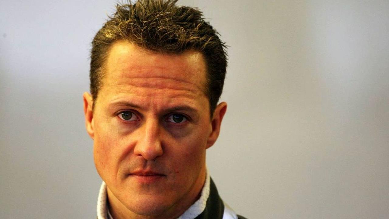 Michael Schumacher (GER), Mercedes GP Petronas - Formula 1 Testing, 17.02.2010, Jerez, Spain