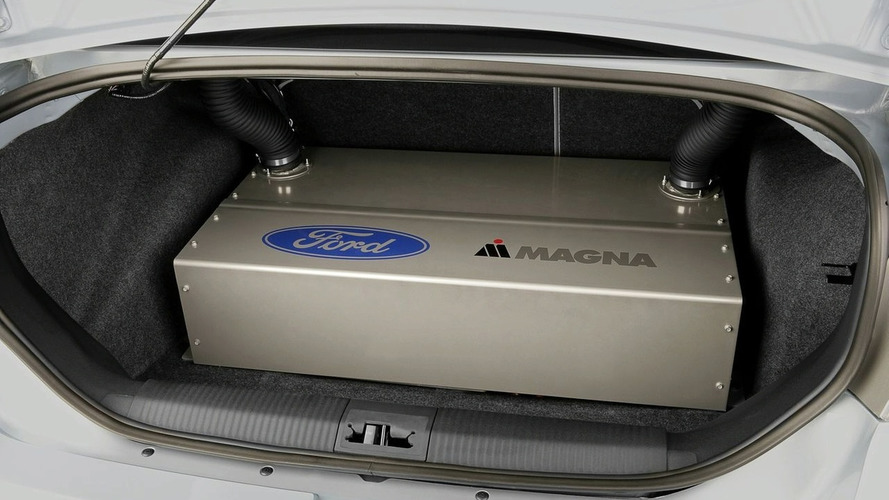 Ford Receives $55 million in Tax Credits for EV Battery Development