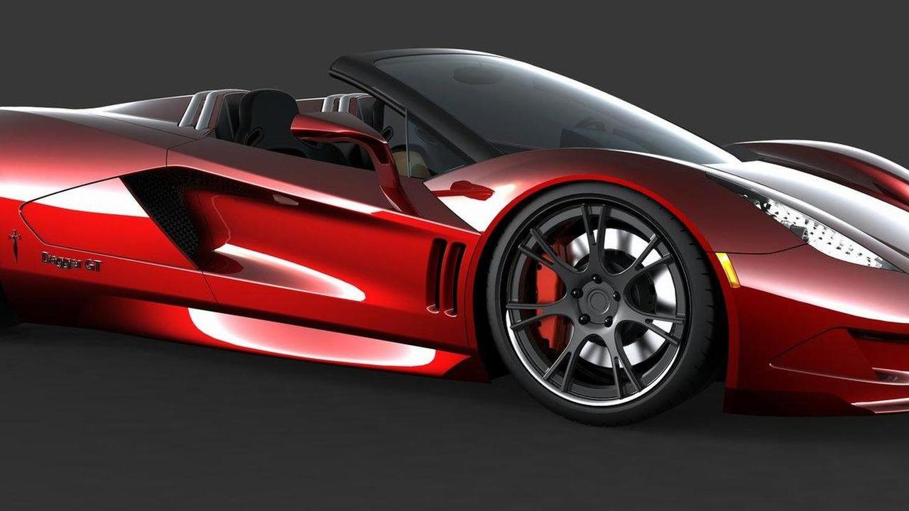 TranStar Racing Dagger GT 06.12.2010
