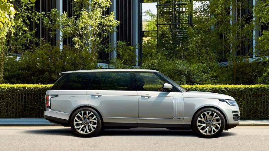 Range Rover PHEV a big step forward says Land Rover