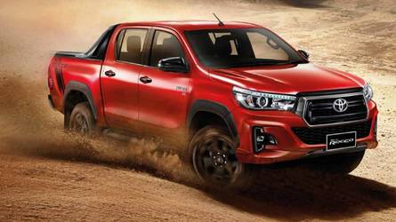 Toyota Hilux 2018 ganha novo visual e inédita versão topo de linha