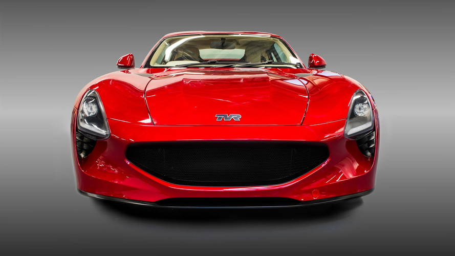 TVR Sports Cars Is Making A Comeback – And So Is The Griffith