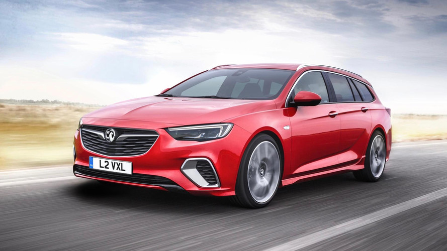 Hot Insignia GSi priced from £33,375