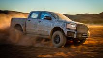 Ford Ranger Raptor - Teaser