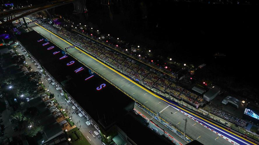 F1 Singapore GP: Vettel Beats Verstappen To Pole, Hamilton Fifth