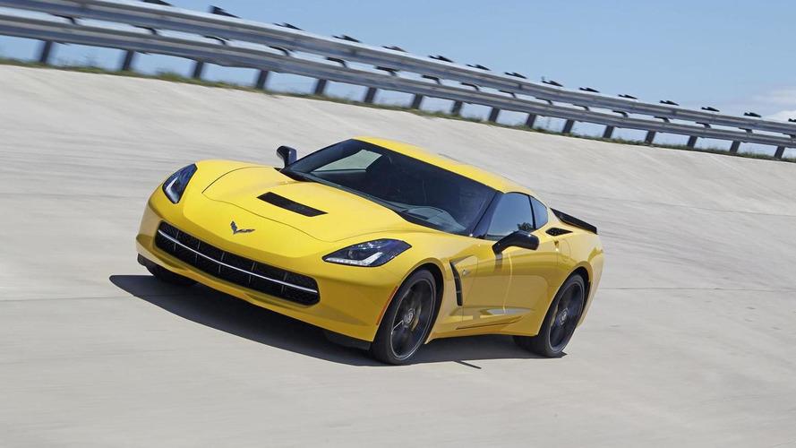 2015 Chevrolet Corvette Z06 to debut in Detroit - report