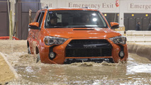 Toyota TRD Pro lineup introduced in Chicago [video]