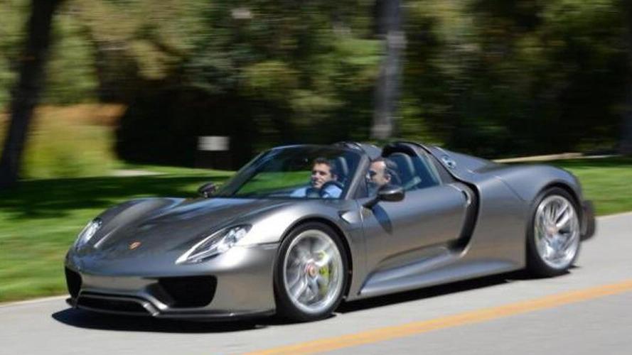 Porsche confirms production-ready 918 Spyder will finally debut at IAA