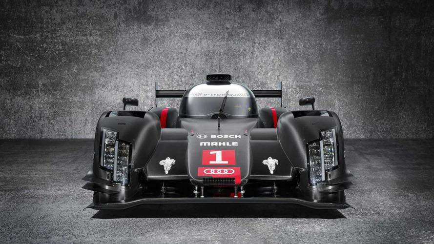 2014 Audi R18 e-tron quattro previewed, testing starts in Sebring