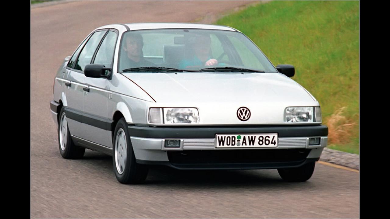 25 Jahre VW Passat III