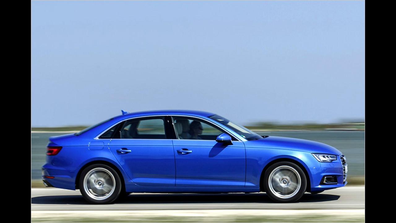 Audi A4 3.0 TDI S tronic