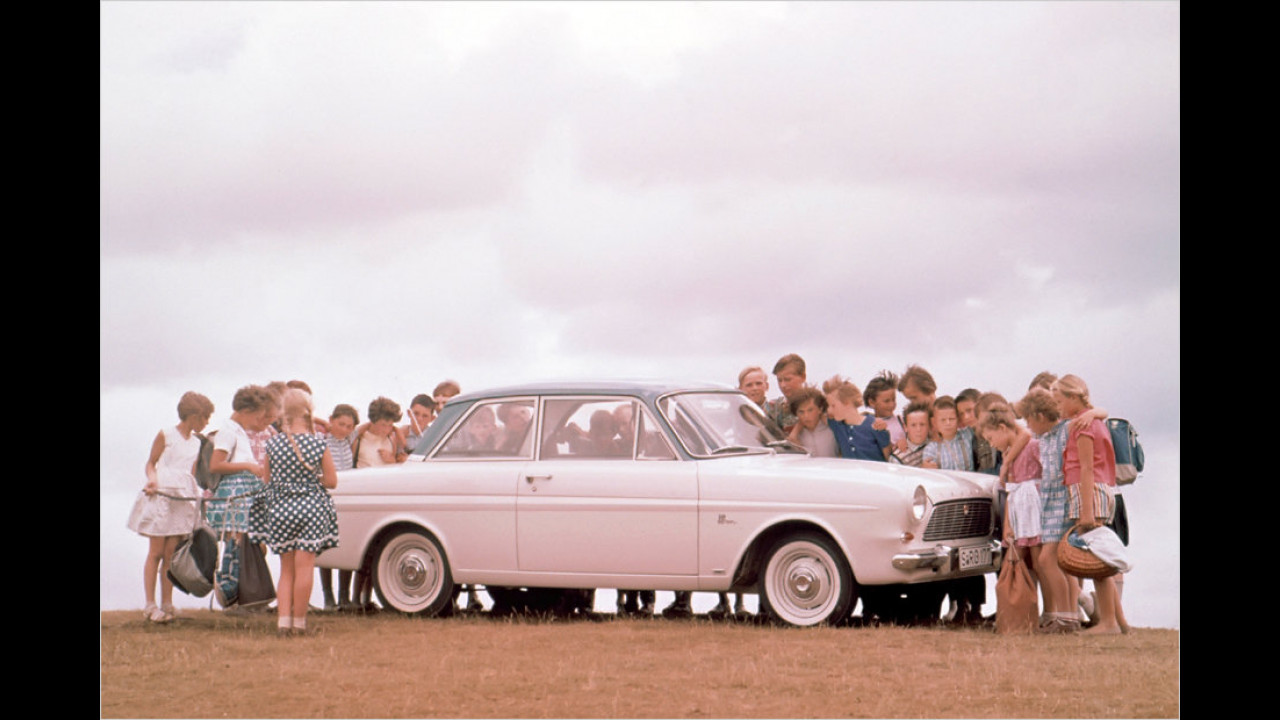 50 Jahre Ford Taunus 12M P4