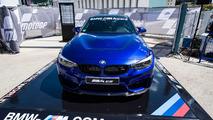BMW M4 CS BMW M Award MotoGP 2017