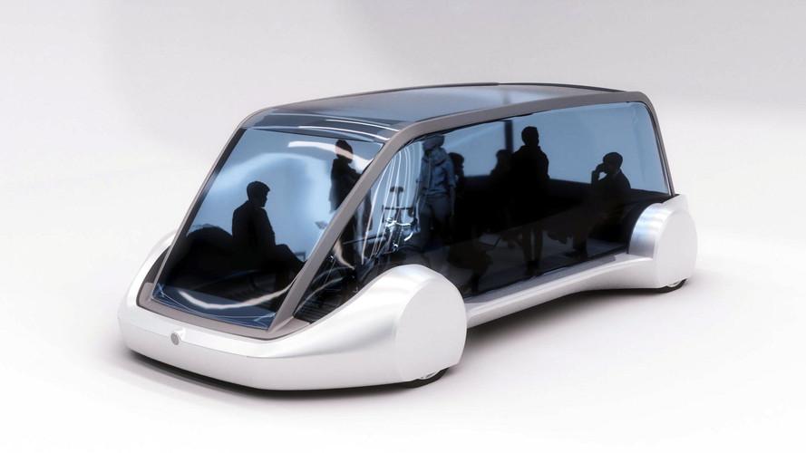 The Boring Company, el autobús eléctrico del futuro