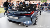 BMW 8 Serisi Goodwood Hız Festivali