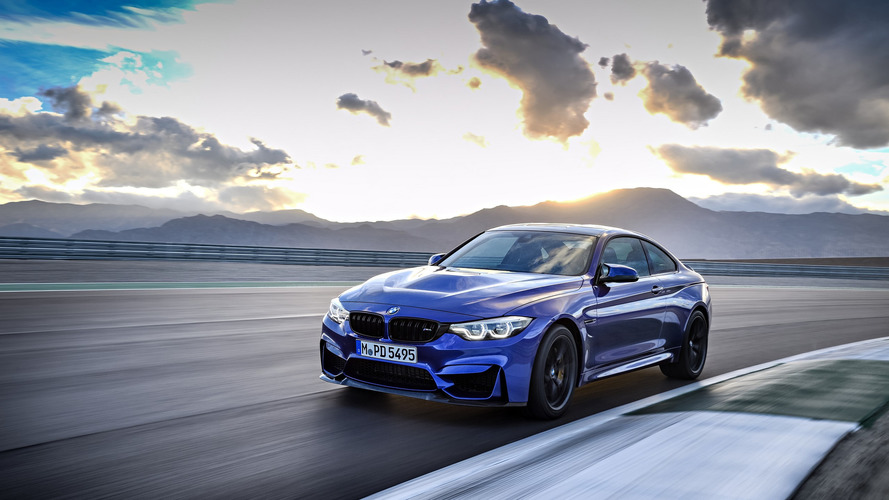 BMW M4 CS de 460 cv chega ao Brasil por R$ 663.950