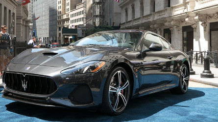 Refreshed 2018 Maserati GranTurismo Gains Alfieri-Inspired Face