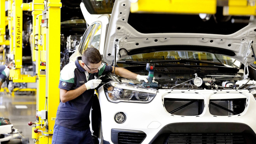 BMW X1 nacional chega a 10 mil unidades exportadas