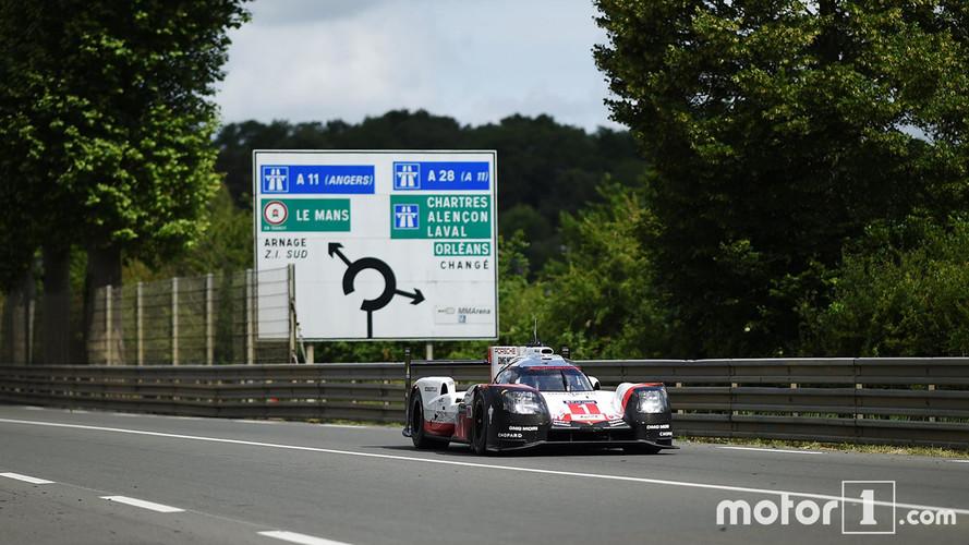 VIDÉO - Découvrez le son des moteurs aux 24 Heures du Mans !