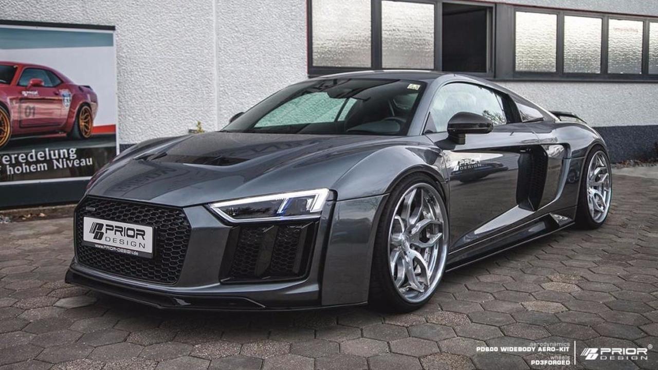 Audi R8 Prior-Design