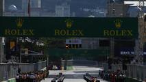 F1: horarios GP de Azerbaiyán