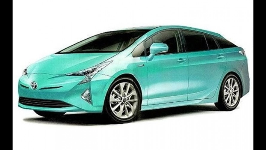 Segredo: este é o novo Prius que será feito no Brasil em 2016