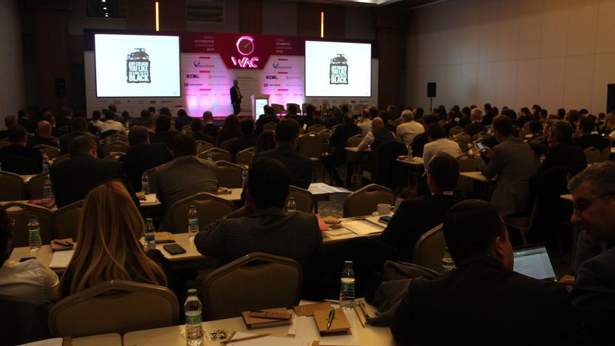 Dünya Otomotiv Konferansı 2016 - Bölüm 3